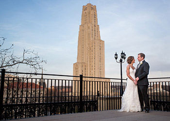 Rooftop Terrace Wedding